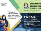 Penerimaan Mahasiswa Baru Politeknik Negeri Lampung melalui jalur PMKAB dan PMDK-PN Tahun Akademik 2019/2020