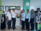 Audiensi Direktur Politeknik Negeri Lampung ke PT. Bukit Asam Tbk Unit Tarahan Lampung