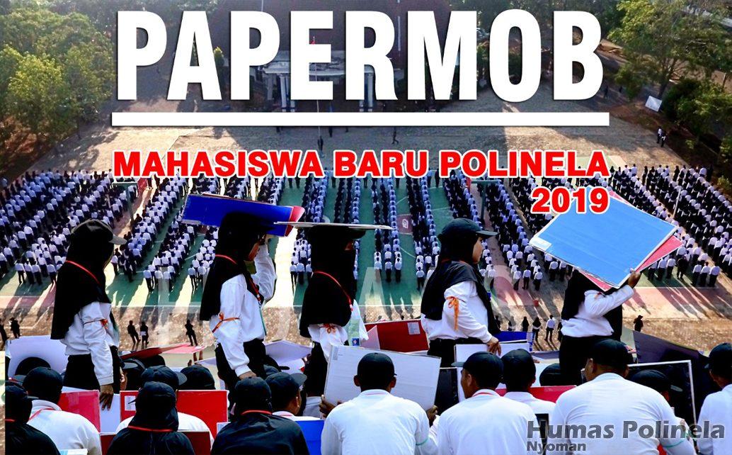 PAPERMOB Politeknik Negeri Lampung 2019