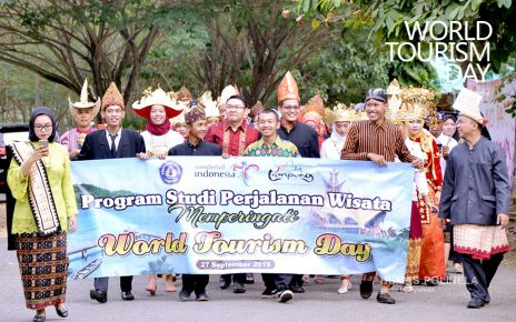 polinela world tourism day