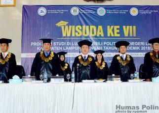 Wisuda Program Studi Di Luar Domisili (PDD)