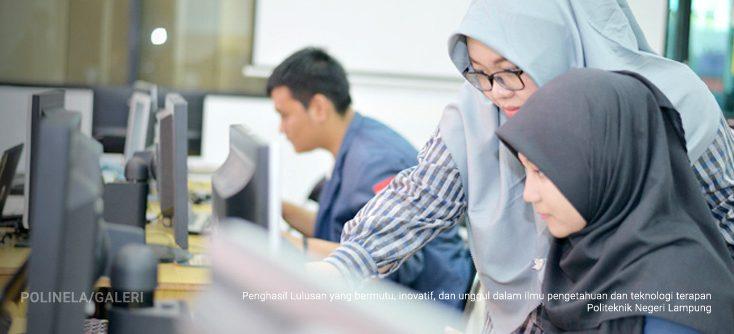 Laboratorium Komputer Politeknik Negeri Lampung