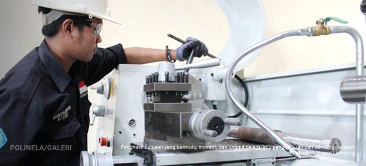 Laboratorium Mekanisasi Politeknik Negeri Lampung