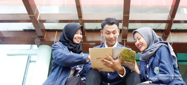 Atmosfir Akademik Politeknik Negeri Lampung