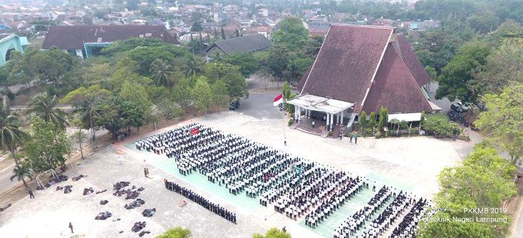 PKKMB 2019 Politeknik Negeri Lampung