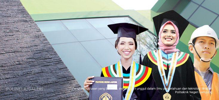 Polinela penghasil lulusan yang bermutu, inovatif, dan unggul dalam ilmu pengetahuan dan teknologi terapan