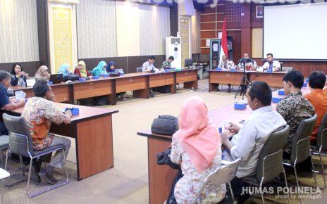 Rapat Pemilihan Ketua Jurusan Peternakan Periode 2020-2024