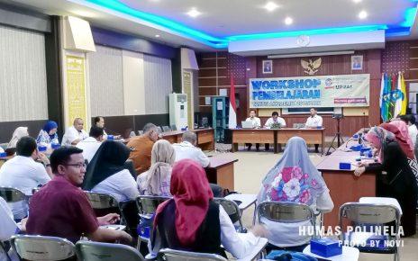 UP2AI Gelar Workshop Pembelajaran Tim Pengajar Mata Kuliah Umum (MKU)