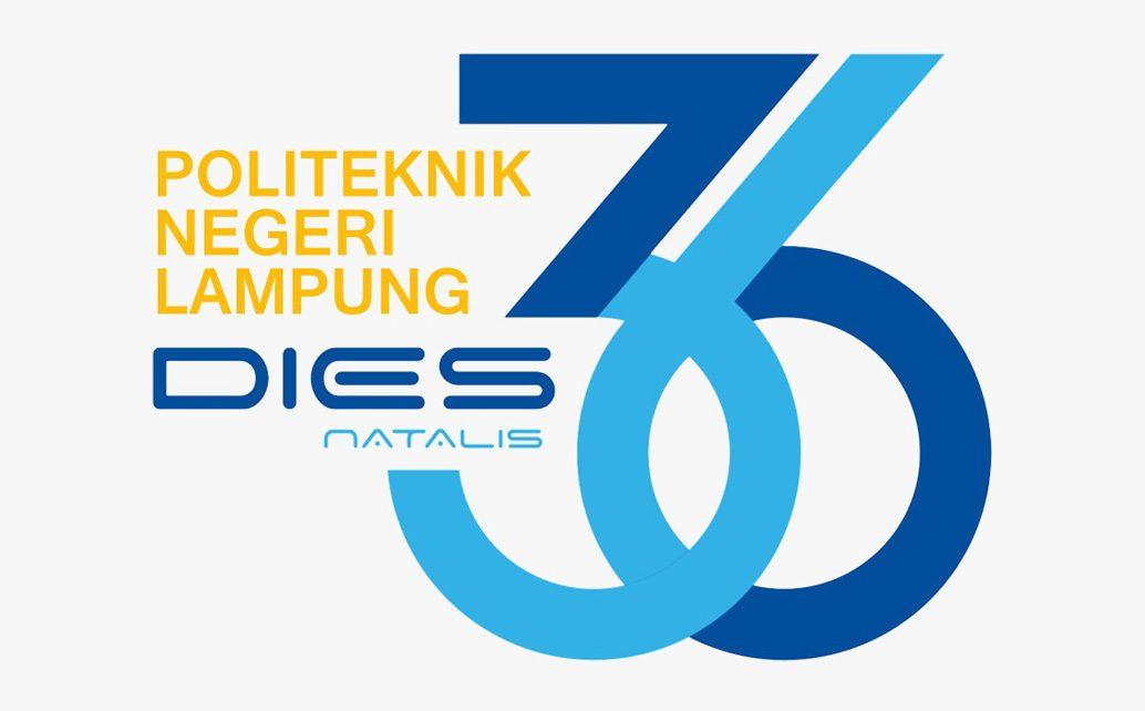 Logo Dies Natalis Polinela 36