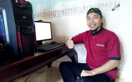 Panduan E-learning oleh Agus Ambarwari Dosen Polinela