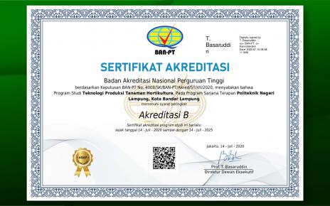 akreditasi TPTH
