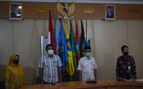 Pengenalan Kehidupan Kampus Bagi Mahasiswa Baru (PKKMB) Politeknik Negeri Lampung Tahun 2020 Secara Daring