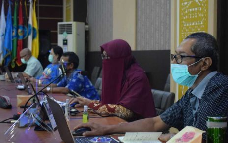 Workshop Luring Persiapan Perkuliahan Semester Ganjil T.A 2020/2021