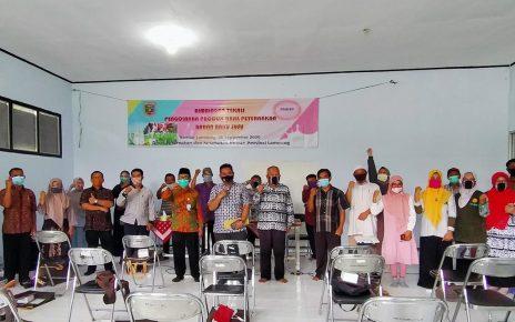 Pusat Inkubator Bisnis (PIB Polinela) bekerja sama dengan Dinas Peternakan dan Kesehatan Hewan Provinsi Lampung melaksanakan kegiatan Bimtek Produk Olahan Susu.