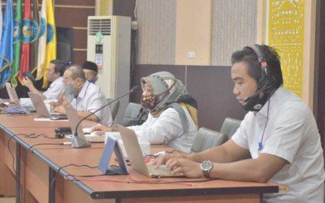 Workshop Persiapan Perkuliahan Semester Ganjil Tahun Akademik 2020/2021 Tahap II Luring
