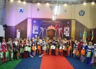 Grand Final Pemilihan Duta Kampus Polinela 2020