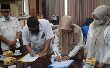 Penandatanganan Perjanjian Kerjasama Polinela dengan STIE Prasetiya Mandiri Group
