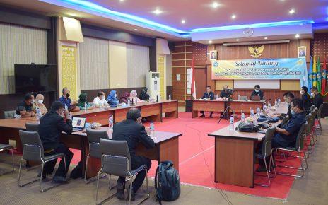 Kunjungan Kerja Politeknik Negeri Sriwijaya ke Politeknik Negeri Lampung