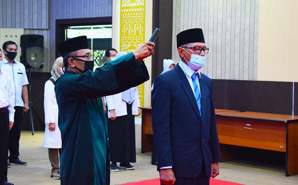 Ir. Bambang Utoyo, M.P. Ketua Jurusan Budidaya Tanaman Perkebunan Periode 2020-2024