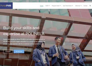 2021 Polinela Menerima Mahasiswa Baru Melalui 6 Jalur