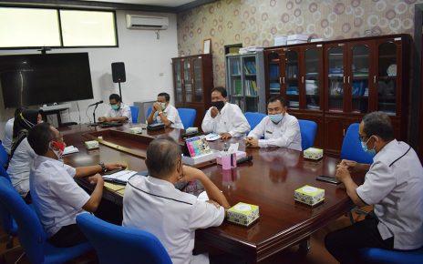 Focus Group Discussion Polinela dengan MKKS SMK Provinsi Lampung