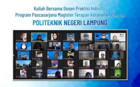 Cover Kuliah Bersama Dosen Praktisi Industri Polinela